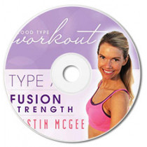 Blood Type Workout A DVD