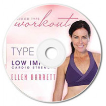 Blood Type Workout B DVD