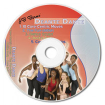 Deante Dance Lower Body Workout DVD
