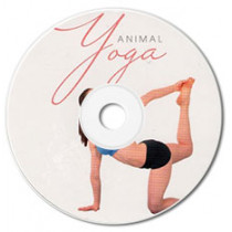 Animal Yoga by Nicole Newman DVD